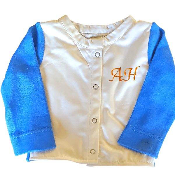 Personalize Full Sleeve Infant Stain-Proof Sweatshirt-Snug Bub USA