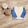 Personalized Full Sleeve Infant Stain-Proof Sweatshirt Baby Clothing For Boys & Girls