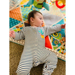 Expandable Jumpsuit Infant Cactus Patch Baby Clothes