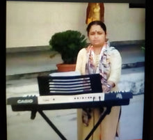 Load image into Gallery viewer, Hindustani Music Classes - By Smt Aradhana Srivastava - Video Puja