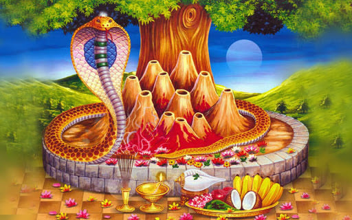 Naga Panchami - Video Puja