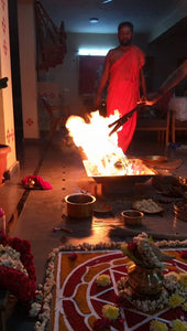 Ganapati Homam - Video Puja