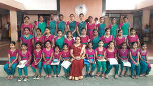 Online Bharatnatyam Classes - By Smt Meenakshi Subramanium