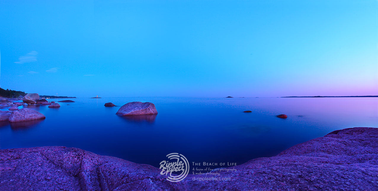 ab4be7187cf4d Finland Baltic Sea Midnight Sunset Emasalo – Ripple Effect Photographs