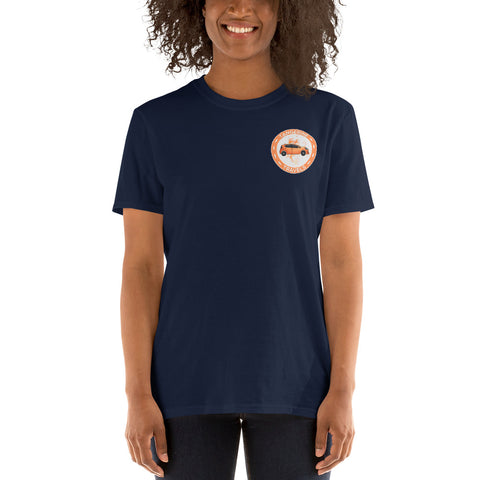 100% Cotton Logo T-shirt (UNISEX, 3 Color Options)