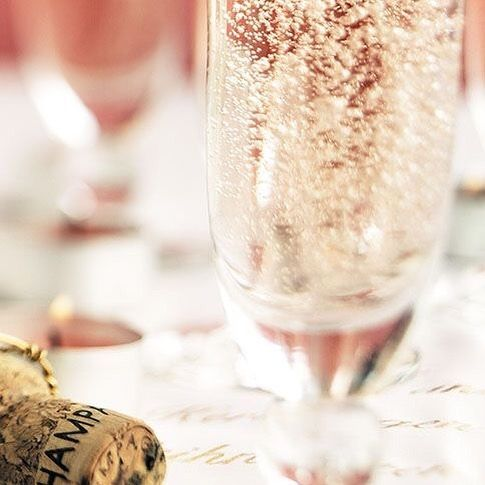 HAIR BENEFITS OF CHAMPAGNE: FACT OR FICTION?