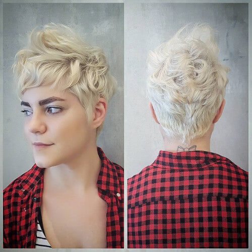 21+ Cutest Short Pixie Haircut Ideas You'll See This Season