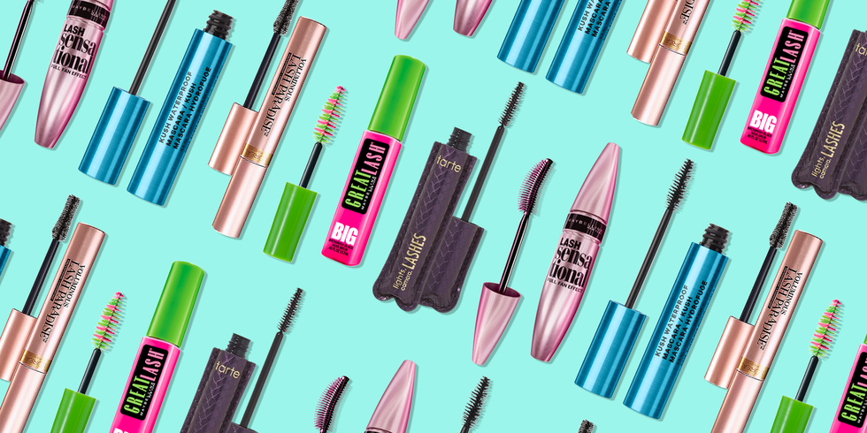 12 Best Waterproof Mascaras That Won't Smudge Even If You Sweat or Swim