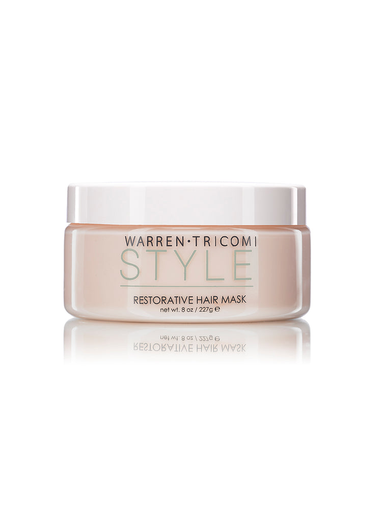 Restorative Hair Mask | Warren Tricomi