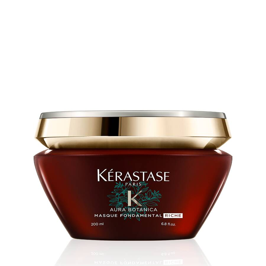 Kérastase AURA BOTANICA Masque Fondamental Riche Hair Mask | Kérastase