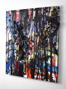 "有田大貴 ""Black Fall"" - ar-artgallery"