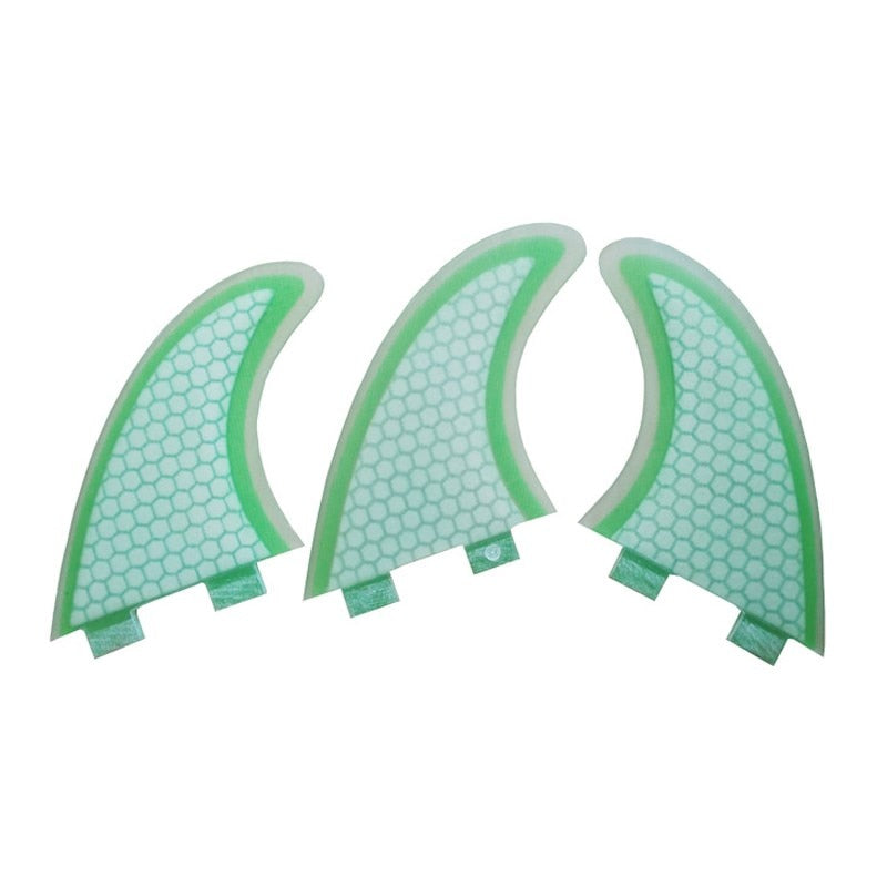 FCS G5 Green Honeycomb Set