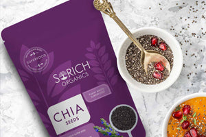 Transform the way you live with Chia Seeds!