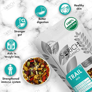 Sorich Organics Trail Mix (Fruits and Superfoods)