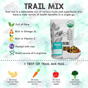 Trail Mix (Fruits and Superfoods)
