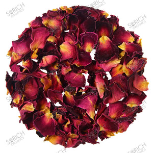 Rose Petals Herbal Tea for Hair and Skin Care