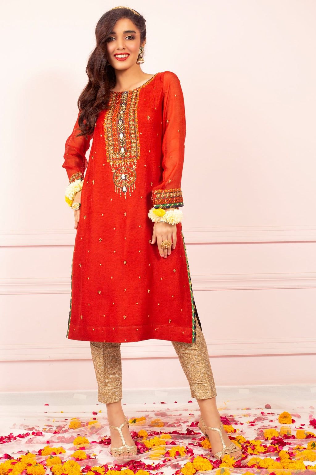 Zaaviay Laali - Kurti Only Soughaat