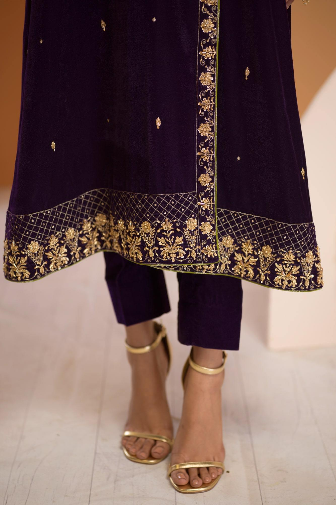 Kanwal Straight Trouser