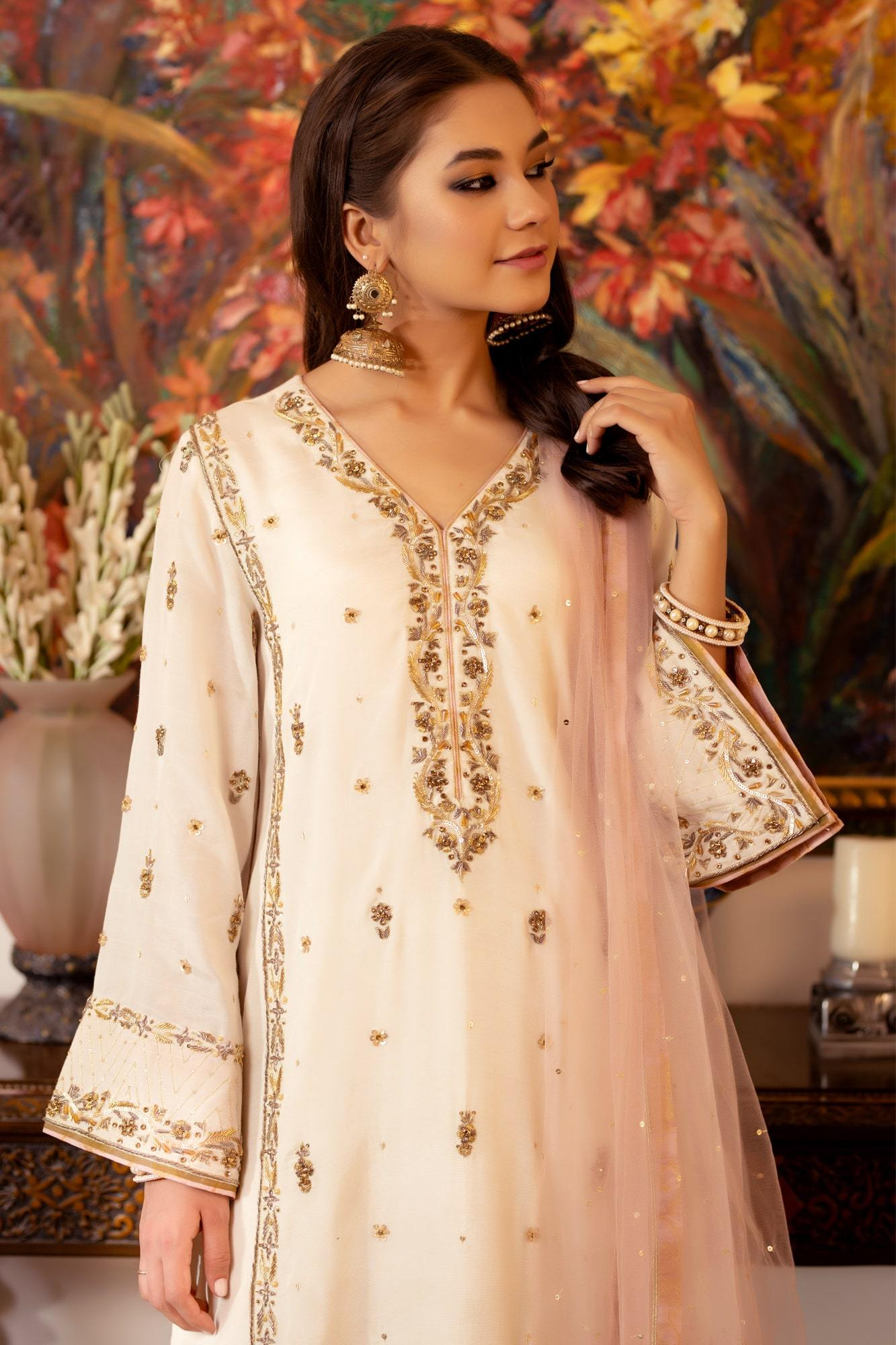 Laung Da Lashkara (Ready To Wear - Three Piece)