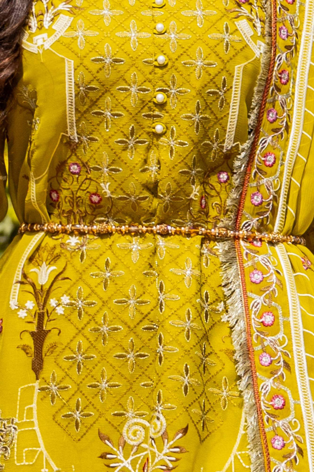 Pakistani Unstitched Clothing