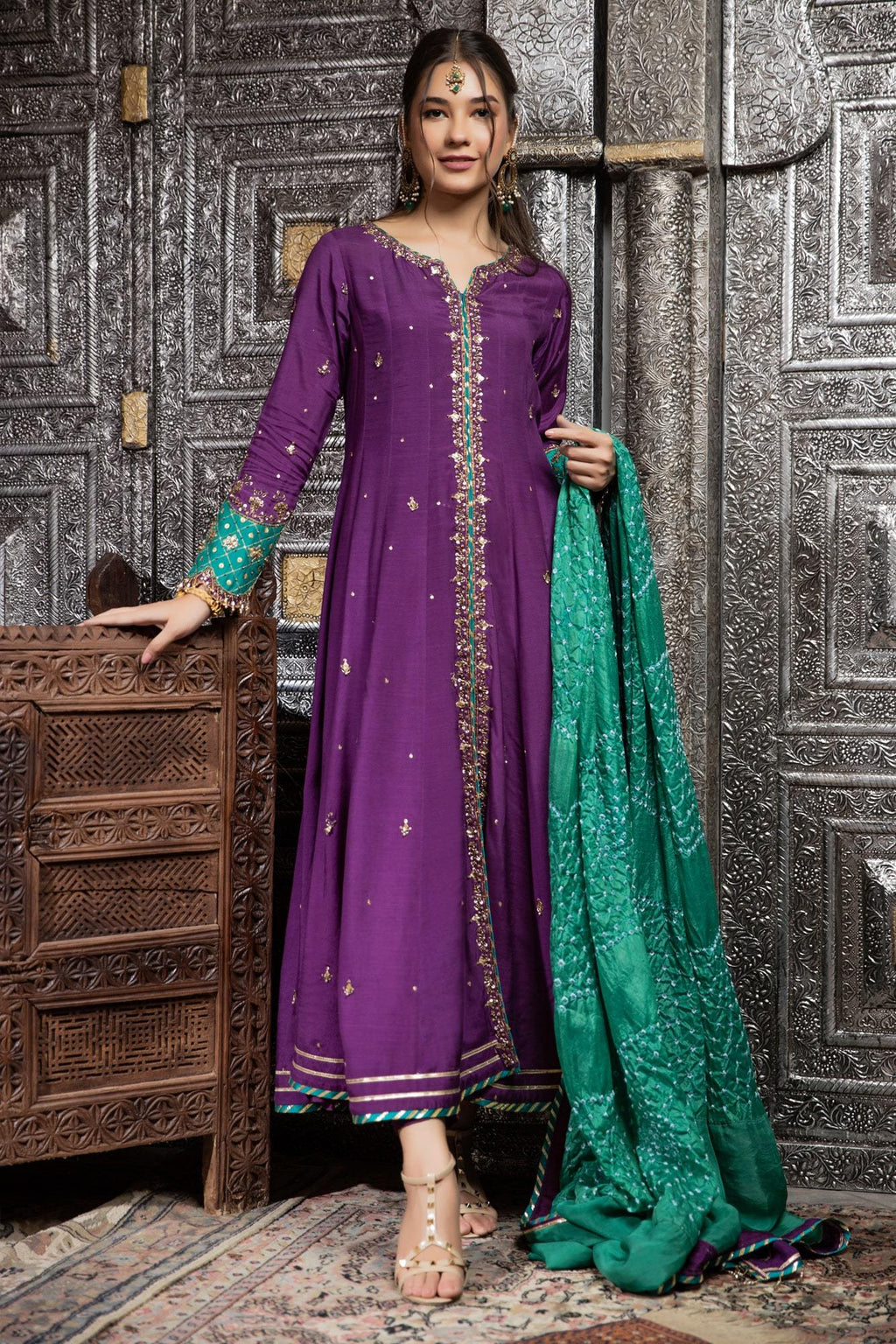 Zaaviay Khushboo Eid Collection