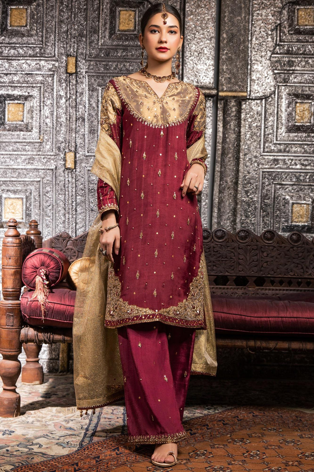 Zaaviay Savan Eid Collection