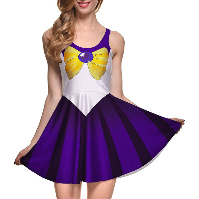sexy halloween sailor moon costume