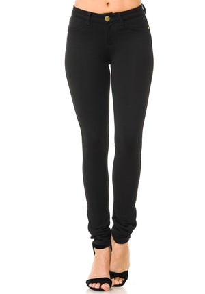 Basic Brazilian Moleton Skinny Pants (Plus)
