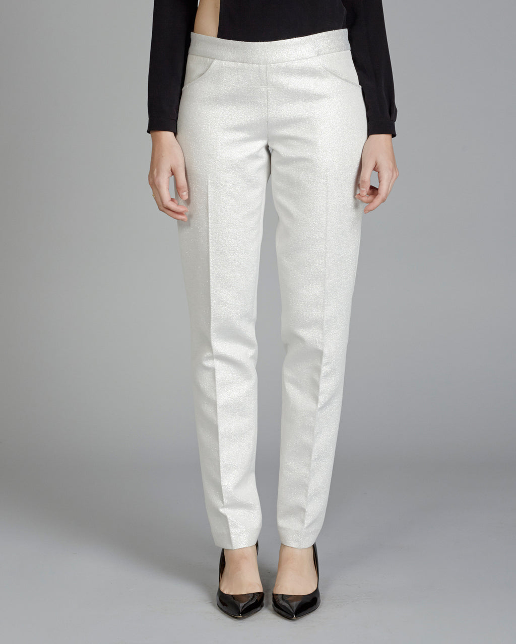 Adagio Sparkle Cotton Trouser