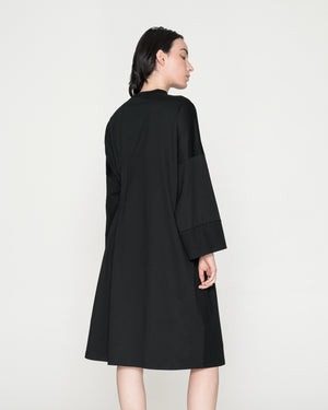 Chloe Pin-tucked Dress