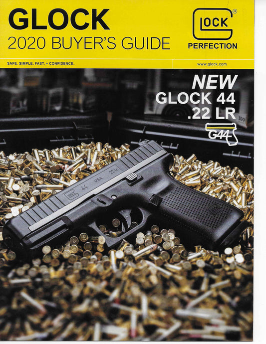 2020 GLOCK Buyer's Guide