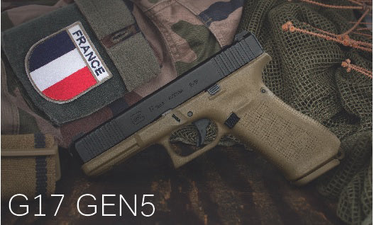 GLOCK Awarded Pistol Contract for the French Army