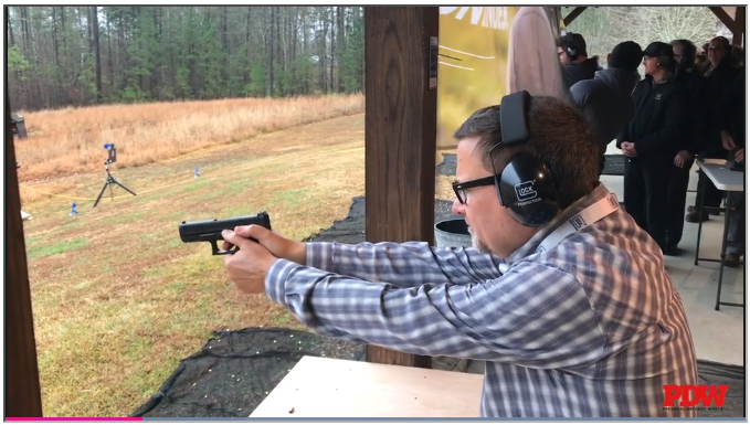 PDW: G44: A Review of Glock's First Rimfire Pistol as It Relates to the G19
