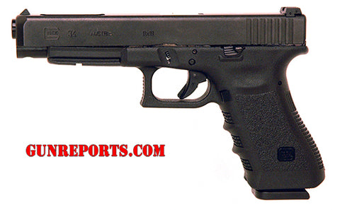 Glock 34 gen 3 long slide 9mm