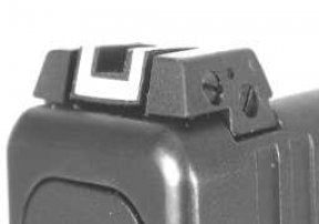 g35 adjustable rear sight