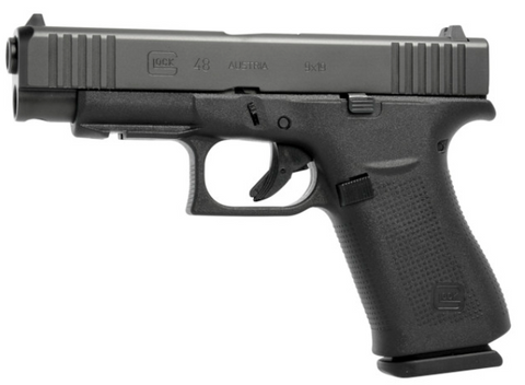 Glock 48 with rail