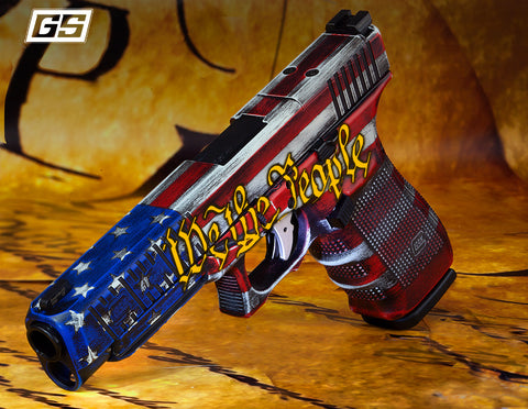 "The ""We The People"" Glock g41 glcok store"