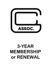 Join or Renew for 3 Years