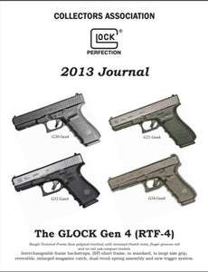 Journal of Glock Collectors Association Volume 19 and  20