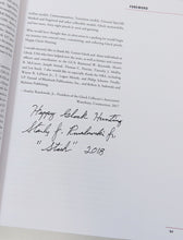 Book of Glock autographed
