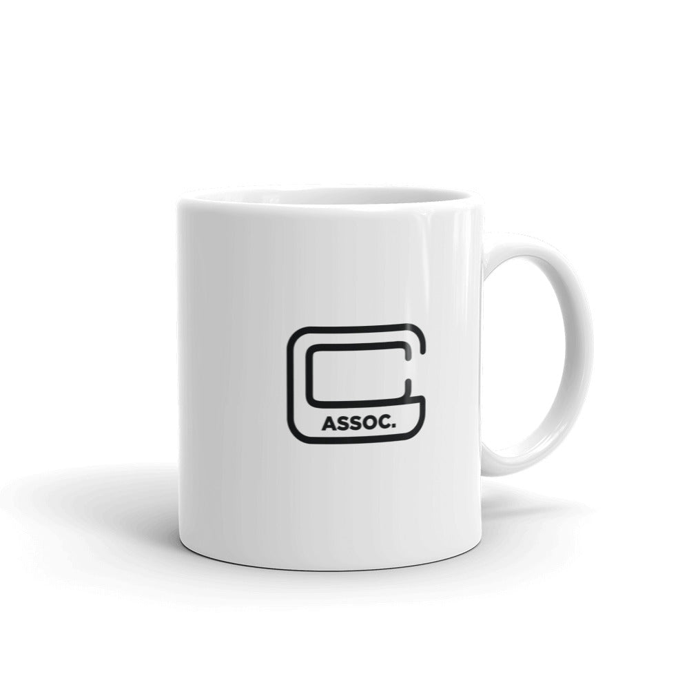 Glock Collectors Association Coffee Mug
