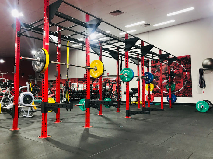 Snap Fitness Bellbowrie - modernisation