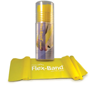 Flex Band - Non Latex Reg (Lemon)