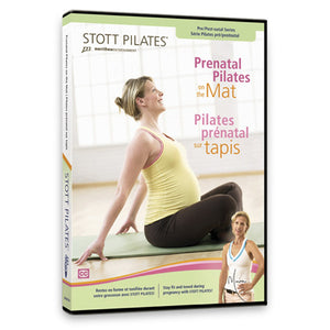 Prenatal Pilates on the Mat