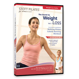 The Secret to Weight Loss, Vol 1 DVD