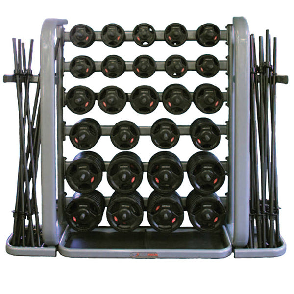 Pump Kit Storage Rack - 30pce