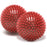 Massage Ball Small 7cm (pair) (Red)