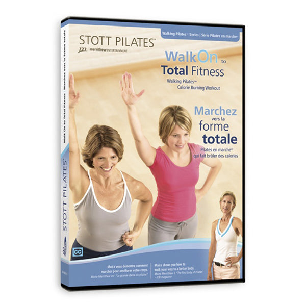 Walk On to Total Fitness DVD