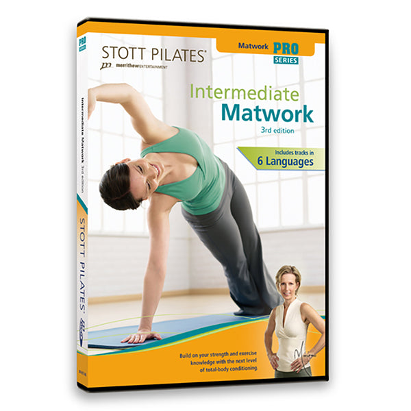 Intermediate Matwork 3rd Ed DVD