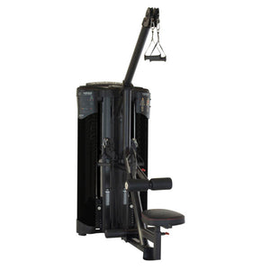 Inspire Lat/Row - Dual Weight Stack
